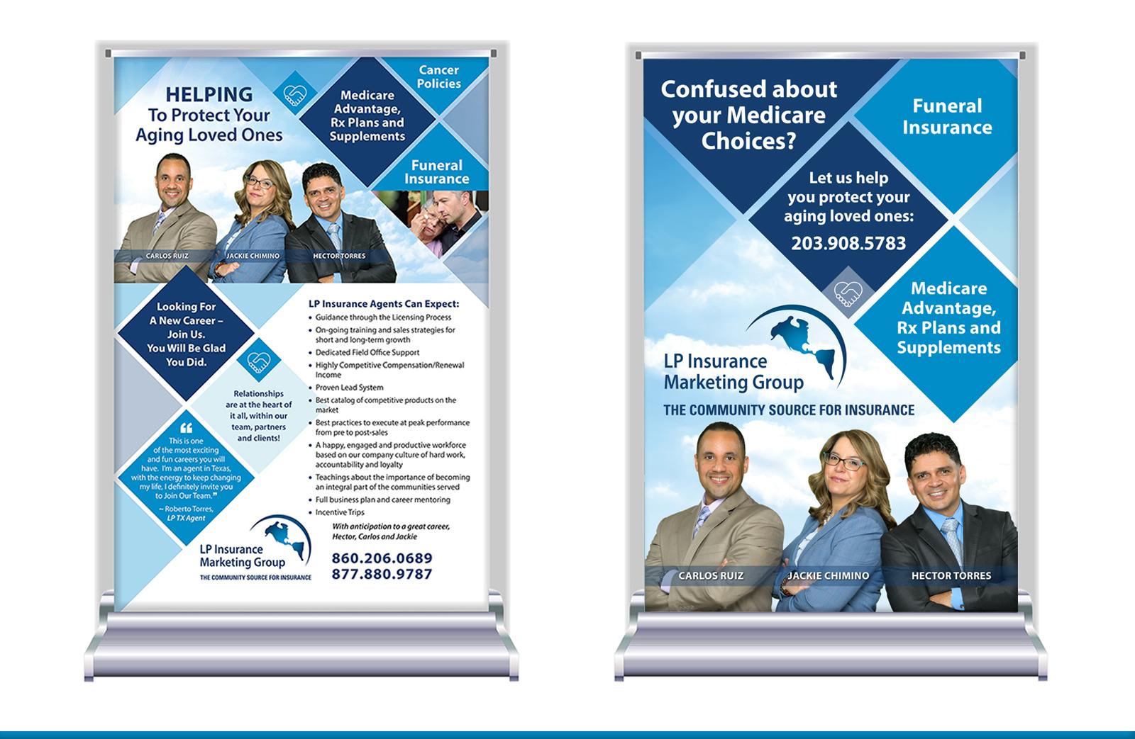 LP Insurance Marketing Group - June Schilling - Graphic ...